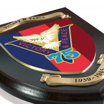 Victory & Peace 75 Shield