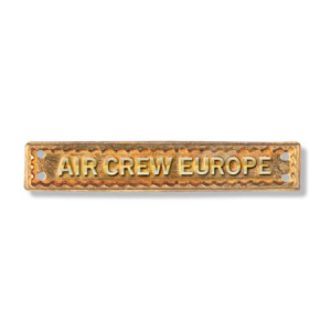 Miniature Air Crew Europe Clasp