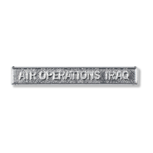 Air Operations Iraq Miniature Clasp