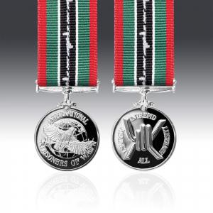 Allied Ex-Prisoners of War Miniature Medal