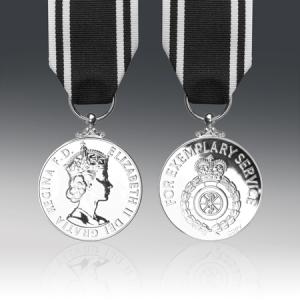 Ambulance Long Service Medal