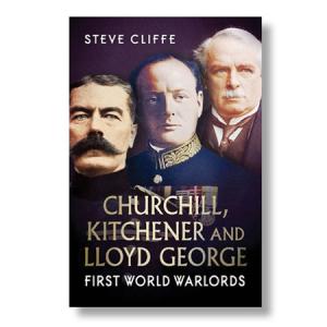 Churchill, Kitchener & Lloyd George Book