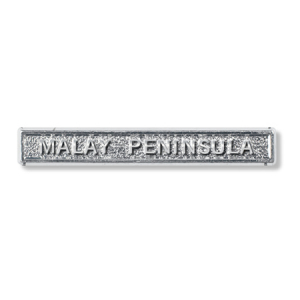 Malay Peninsula Clasp