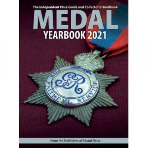 Medal Yearbook 2021