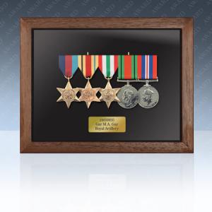 Medalbox for 4+ Medals