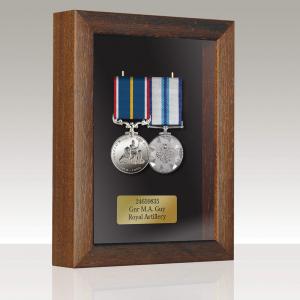 Medalbox for 2-3 Medals