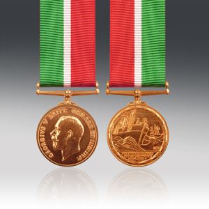Mercantile Marine War Miniature Medal