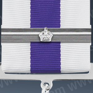 Military Cross - 2nd Award (plated) Full Size