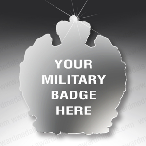 Military Lapel Pin