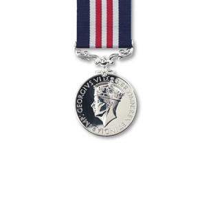 Military Miniature Medal G.VI.R.