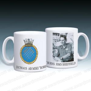 Military Photo Mug