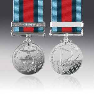 Normandy Campaign Miniature Medal