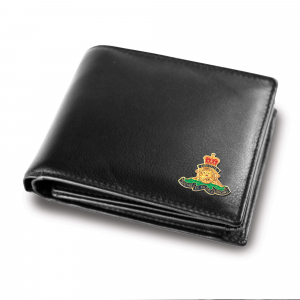 Personalised Compact Leather Wallet