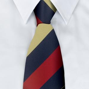 RAMC Silk Tie
