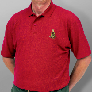 Polo Shirt - Red -