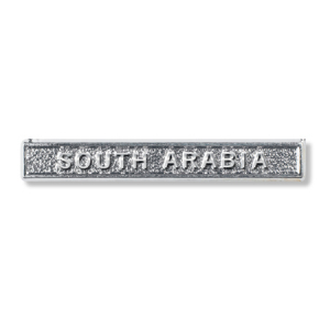 South Arabia Clasp