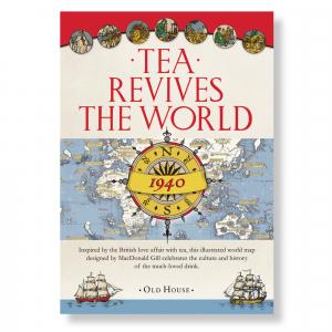 Tea Revives The World Book