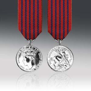 George Miniature Medal GVI