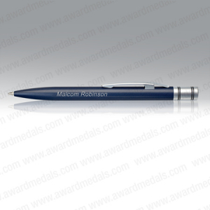 Kalyan Blue Finish Pen
