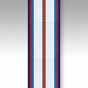 Victory & Peace 75th Anniversary Medal Ribbon Miniature
