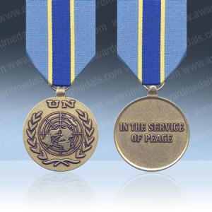 UN Congo MONUC Medal