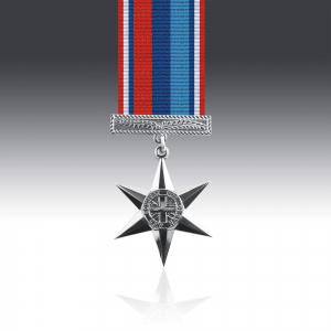 Veterans Star Miniature Medal