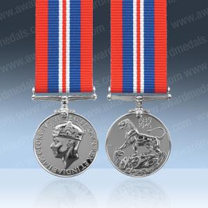 War Miniature Medal 1939-1945