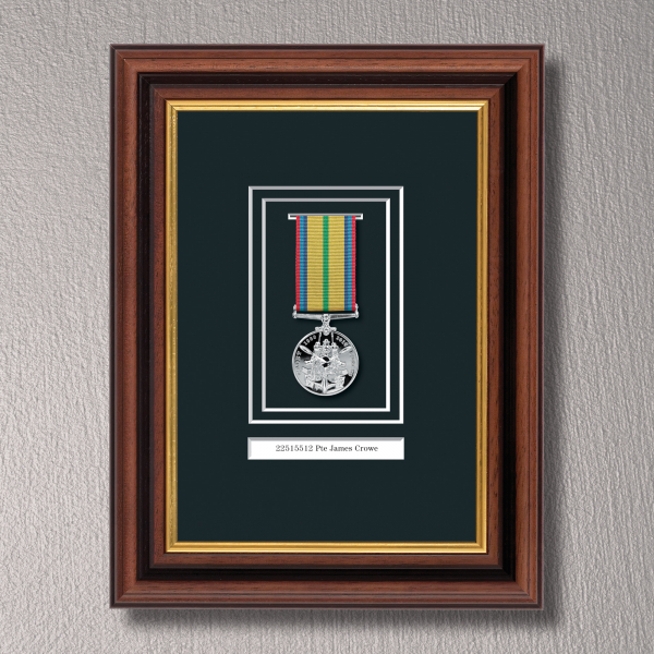 Commemorative Medal Frame