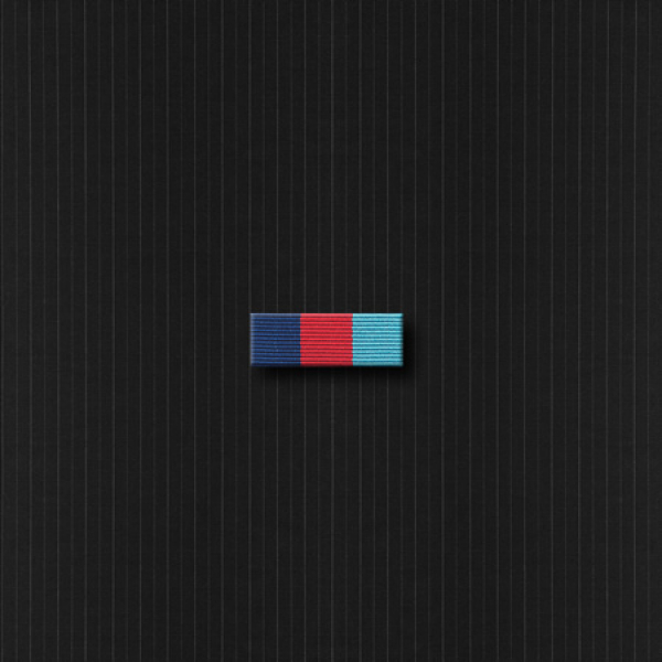 Ribbon Bar Full Size With One Ribbon