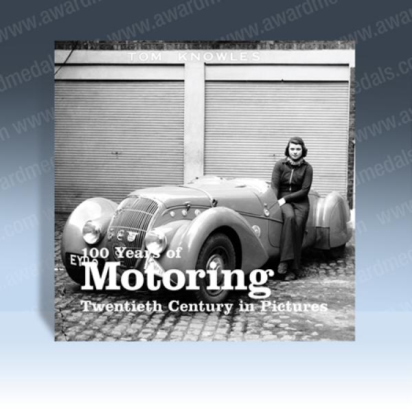 100 Years of Motoring Book