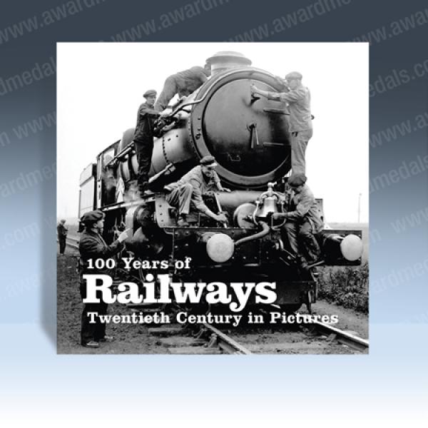 100 Years of Railways Book