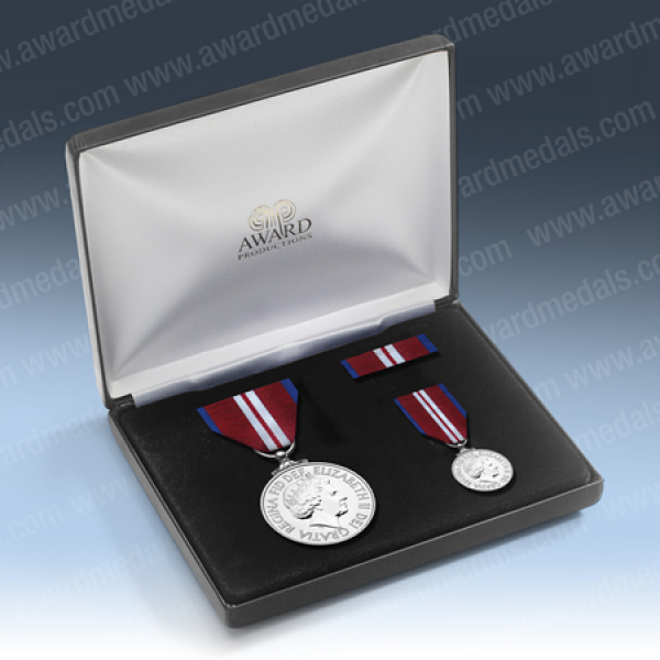 Queens 2012 Diamond Jubilee Medal Set
