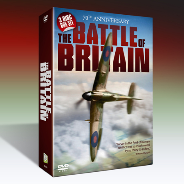 Battle of Britain 3 Disc Set [DVD]