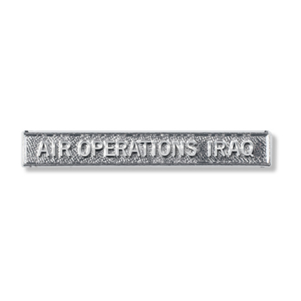 Air Operations Iraq Clasp