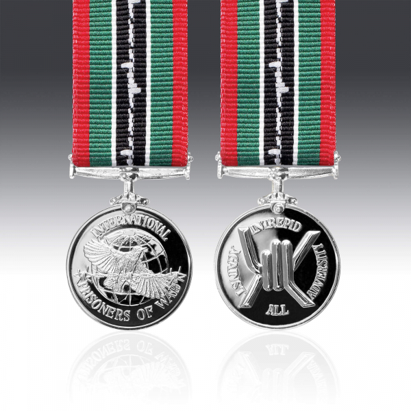 Prisoner Of War Miniature Medal