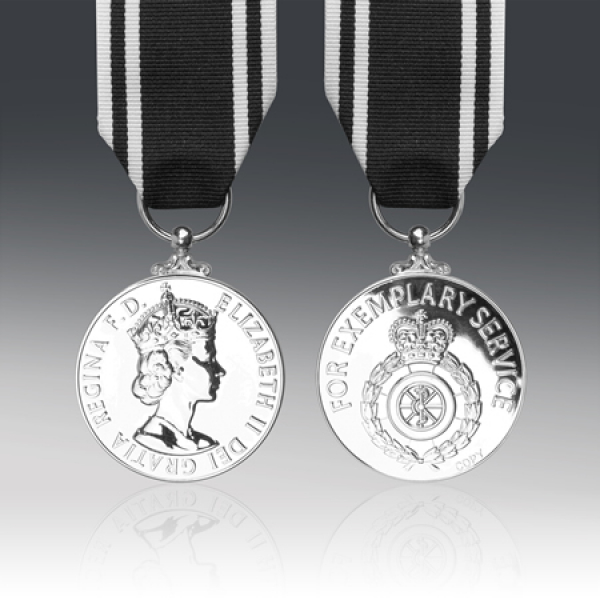 Ambulance Long Service Medal