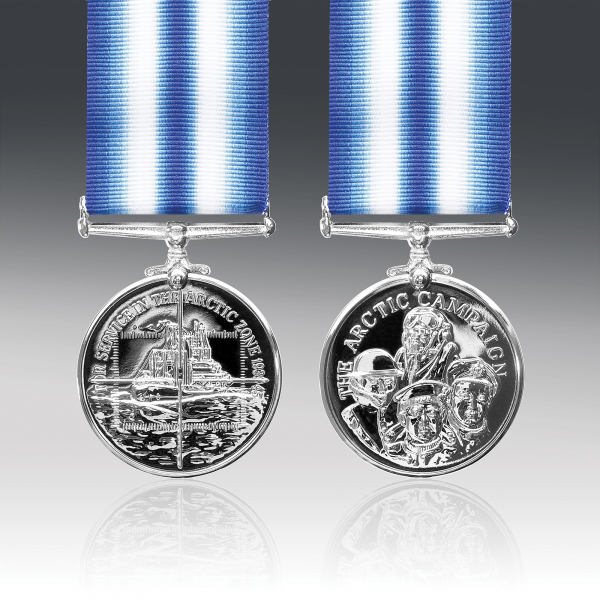 Arctic Campaign Medal