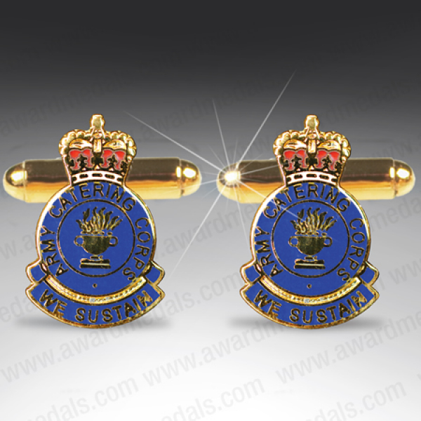 Army Catering Corps Cufflinks