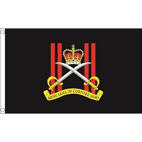 Royal Army Physical Training Corps Flag