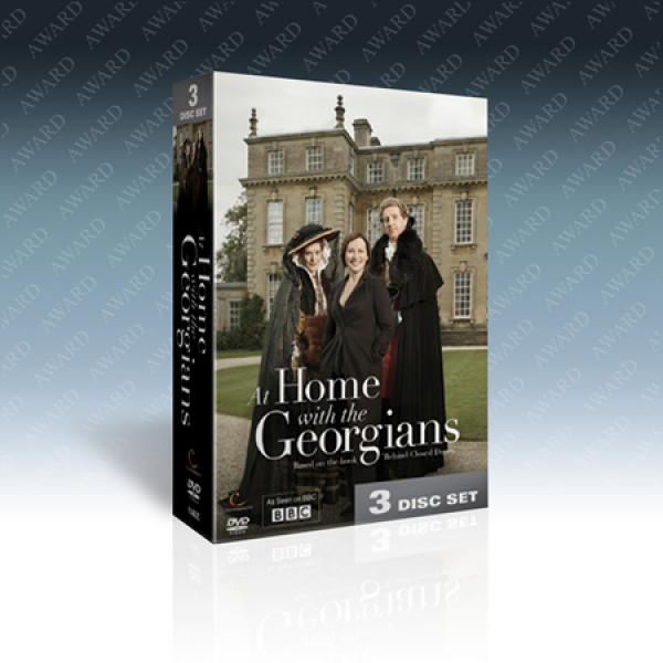 At Home With The Georgians [3DVDs]
