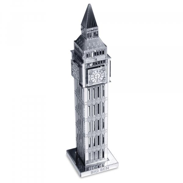 Big Ben Tower Metal Model