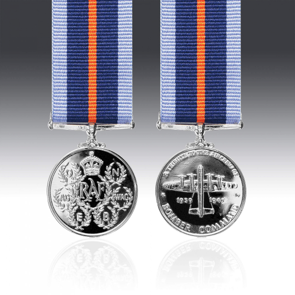 Miniature Bomber Command Medal