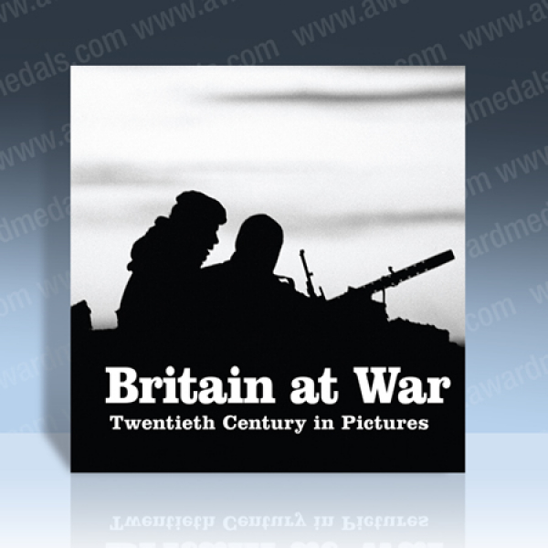 Britain at War in Pictures Paperback Book