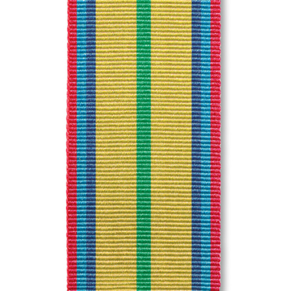Cadet Forces Ribbon F/Size