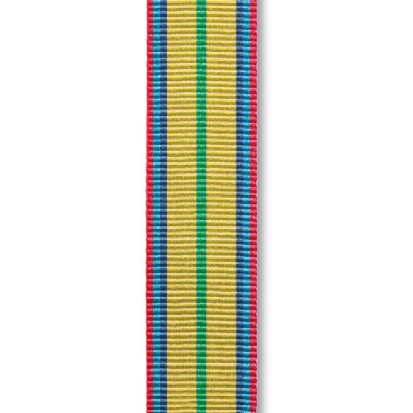 Cadet Forces Medal Miniature Ribbon