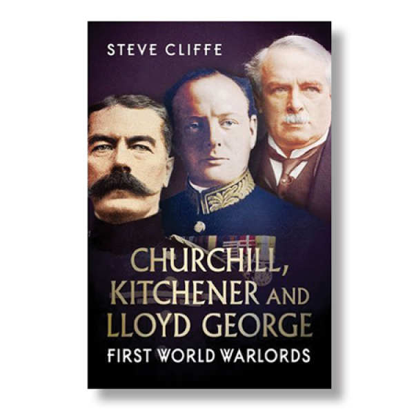 Churchill, Kitchener & Lloyd George Book