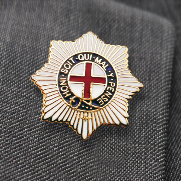 Coldstream Guards Lapel Pin
