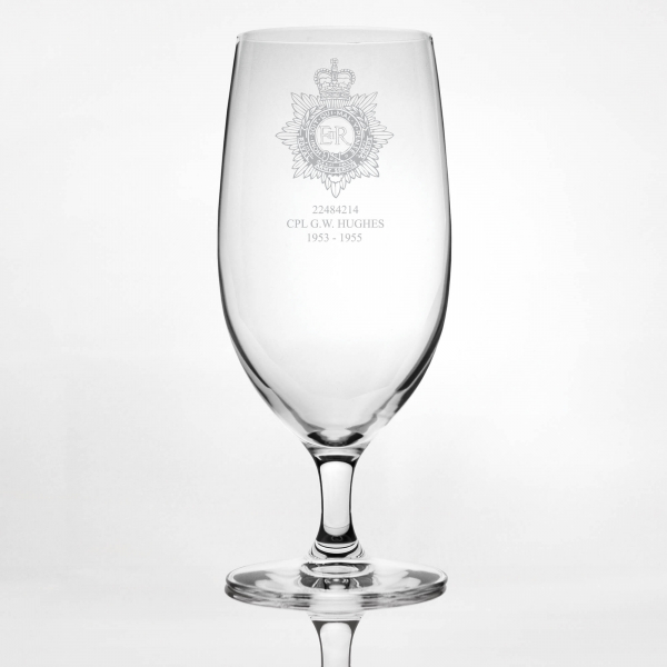 Continental Stemmed Beer Glass