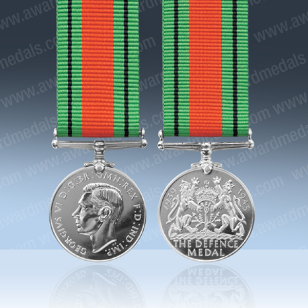 Defence Miniature Medal