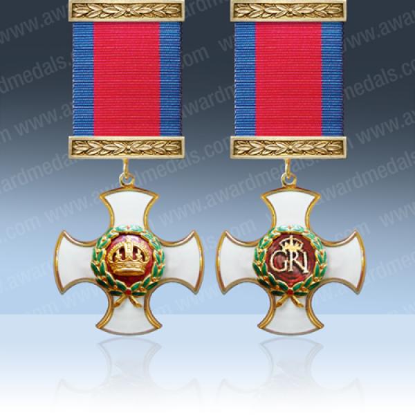 Distinguished Service Order GVIR 1st Type